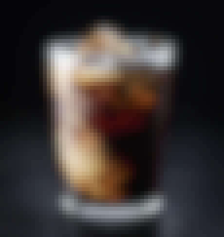 Iskaffe-isbiter