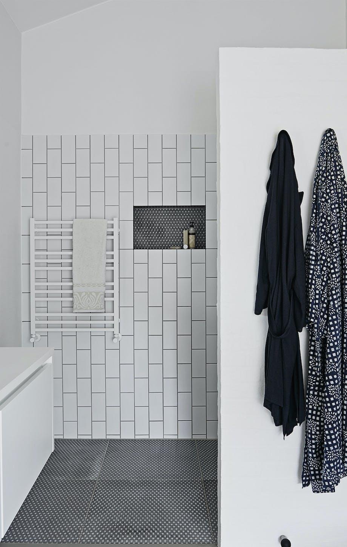 Opdateret 10 forskellige måder at bruge fliser på badeværelset | bobedre.dk SV83