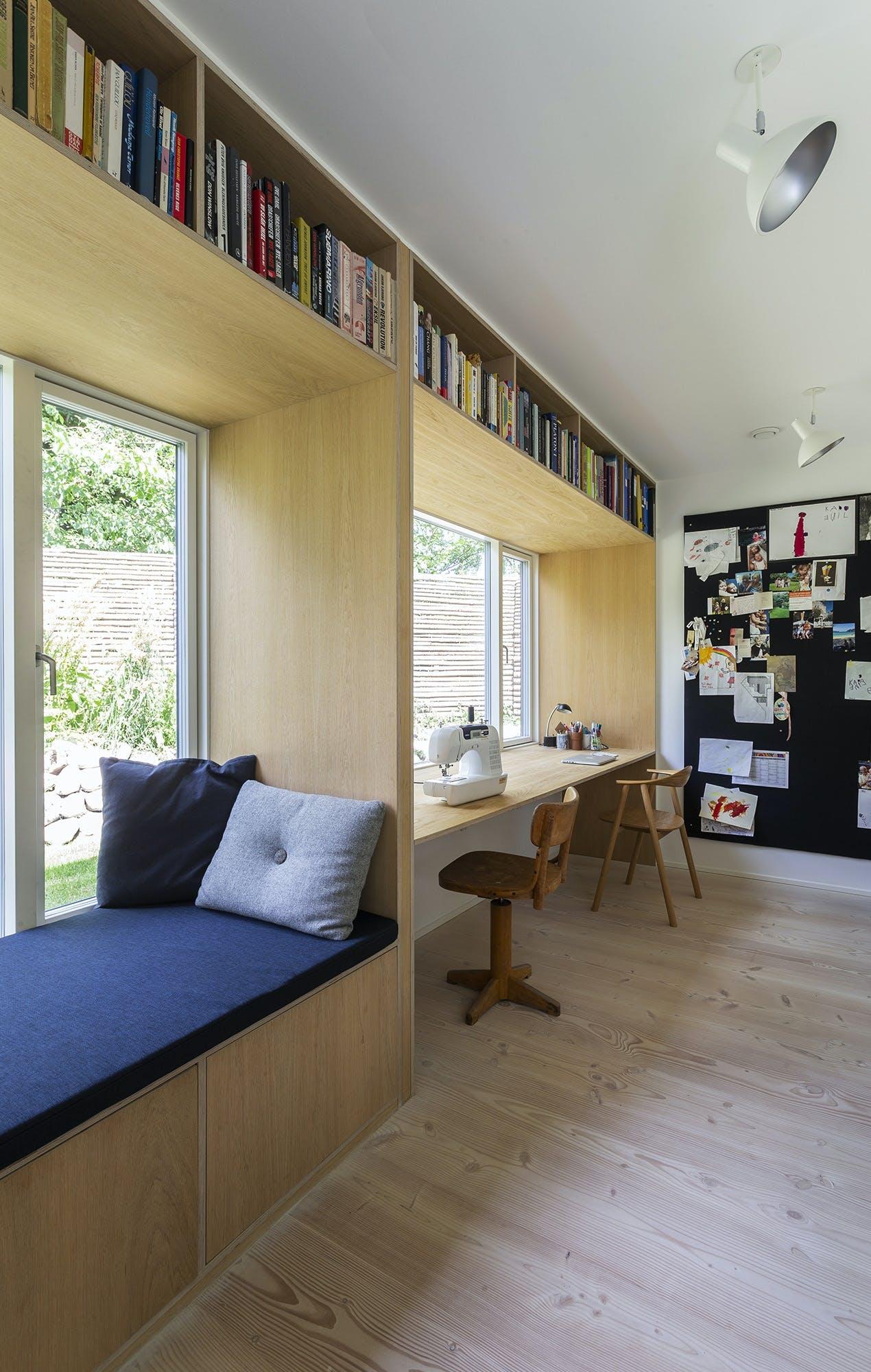 Indretning af hjemmekontor inspiration boligindretning