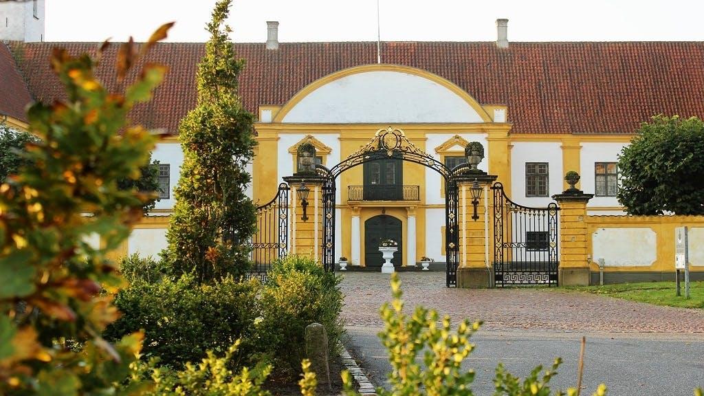 påske udstilling på Dronninglund Slot