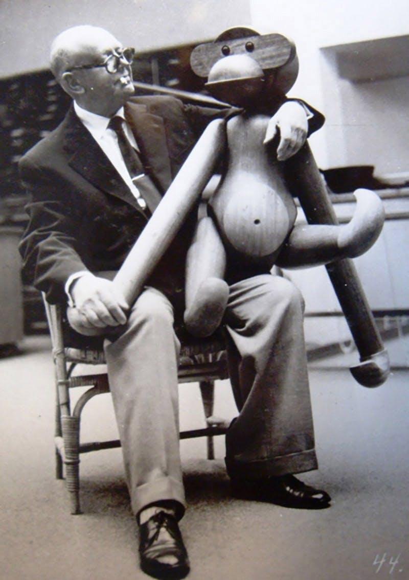 Kay Bojesen udstilling på Trapholt
