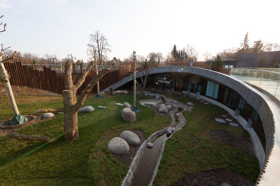 Københavns Zoo nye panahus