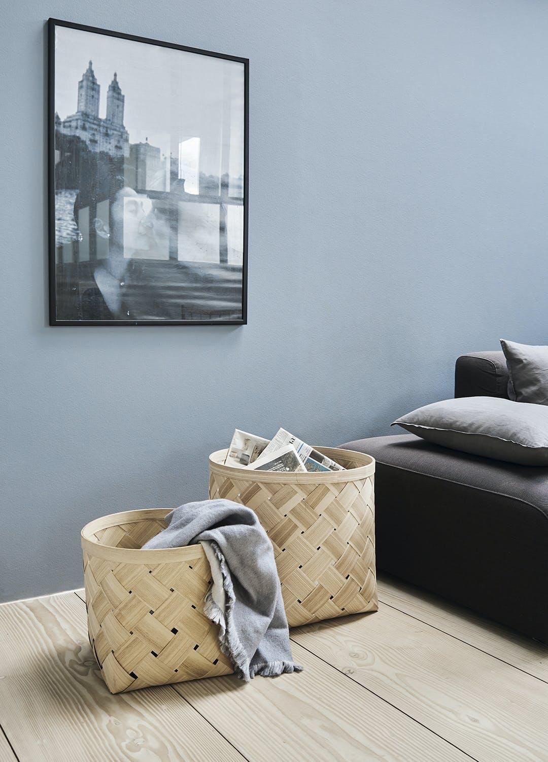 Sofaafdelingen hjemme hos Lisbeth Kamstrup-Holm