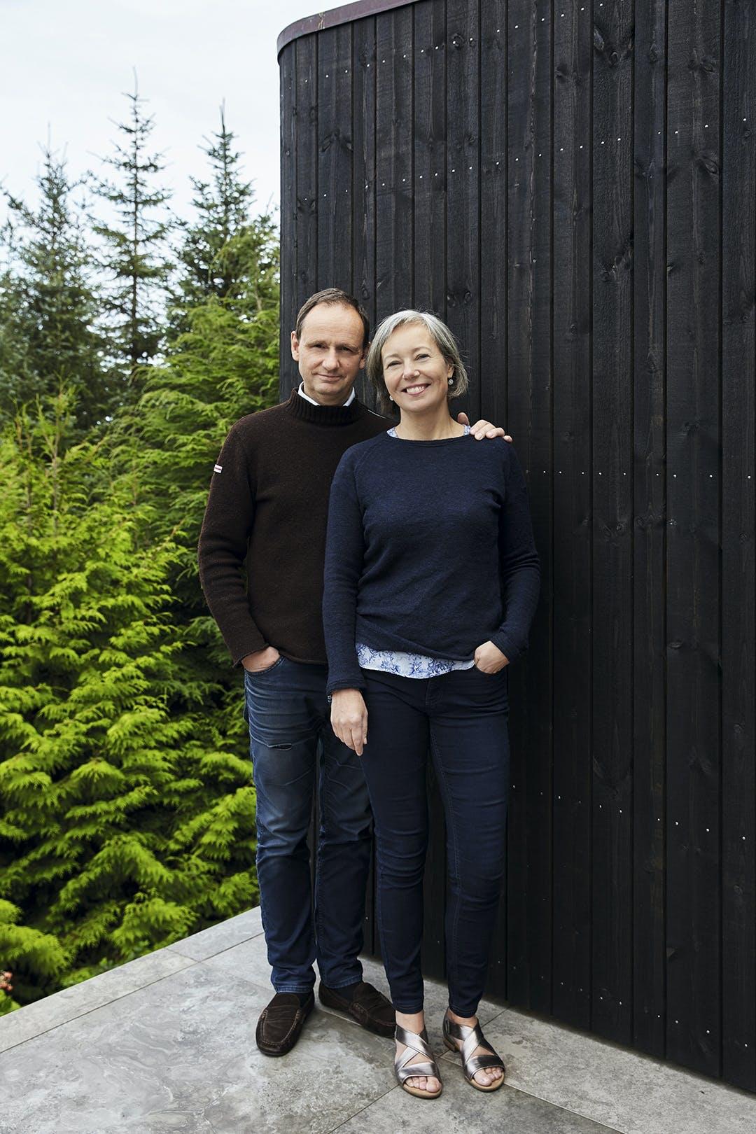 Anna og Jóhannes fra færøerne