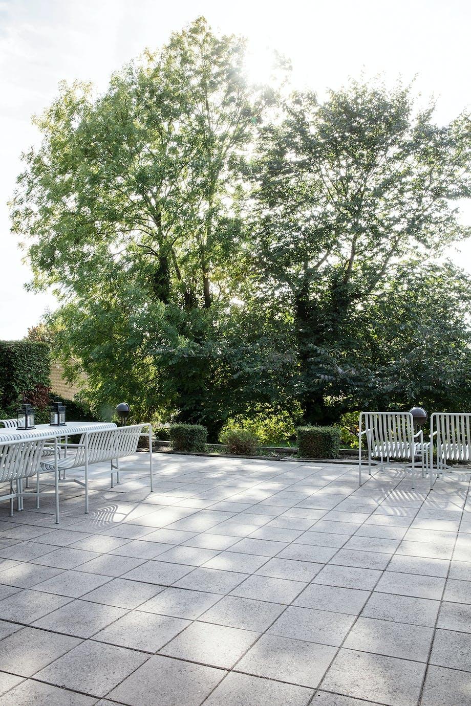 Terrasse havemøbler fra HAY have