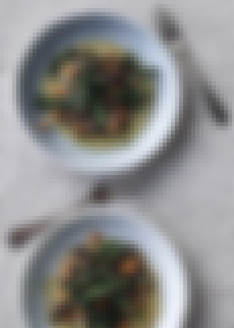 risotto opskrifter
