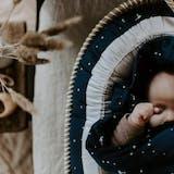 Dynebetræk økologisk baby