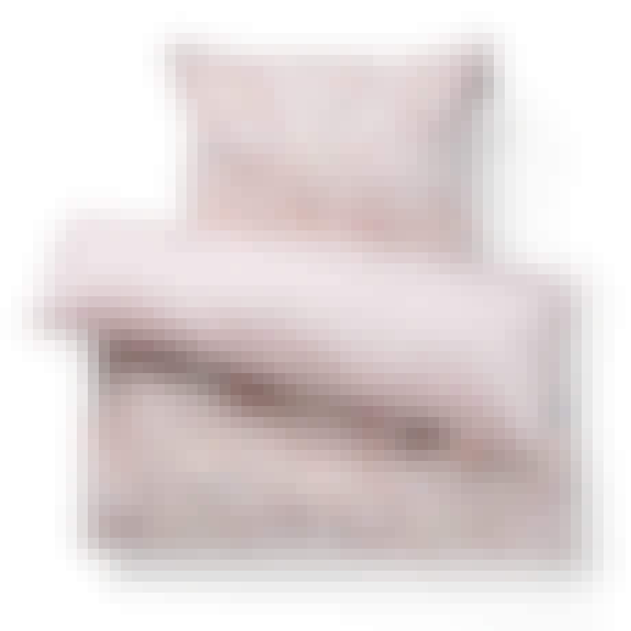 Sengetøj blomsterprint baby