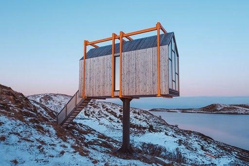 fristed arkitektur bæredygtighed