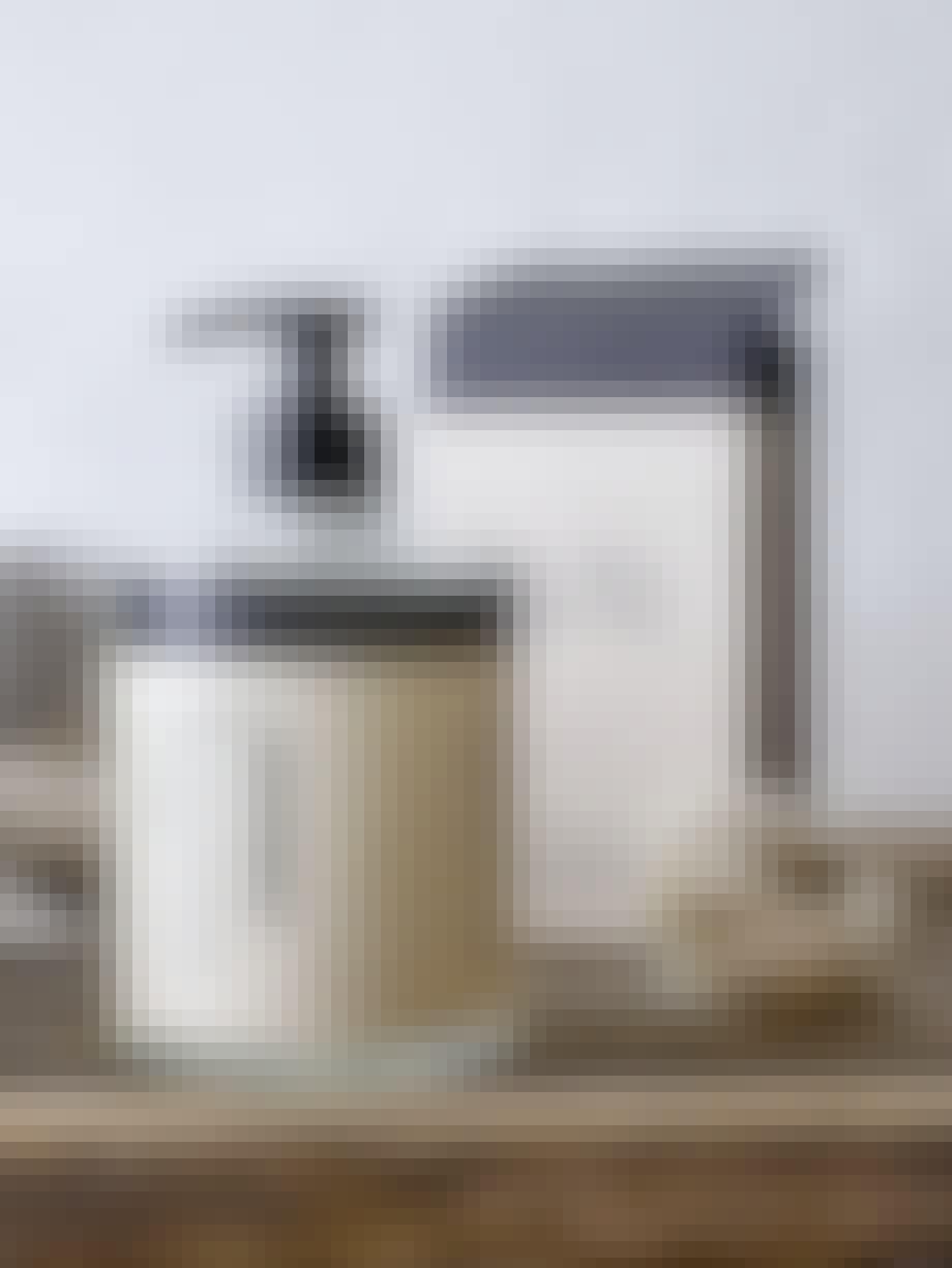 Humdakin håndsæbe anti smell fjerne lugt bæredygtig plast
