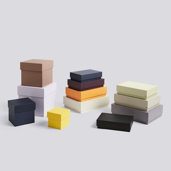 Bokse opbevaring kasser