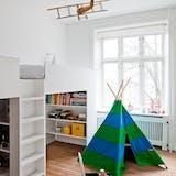 Børneværelse køjeseng seng