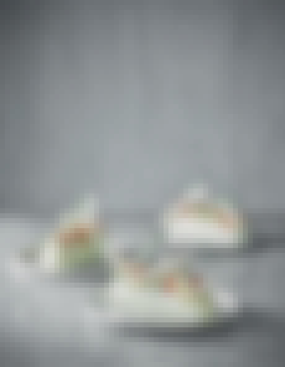 Gammeldags æblekage i ny fortolkning