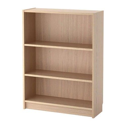 Reol Ikea skab