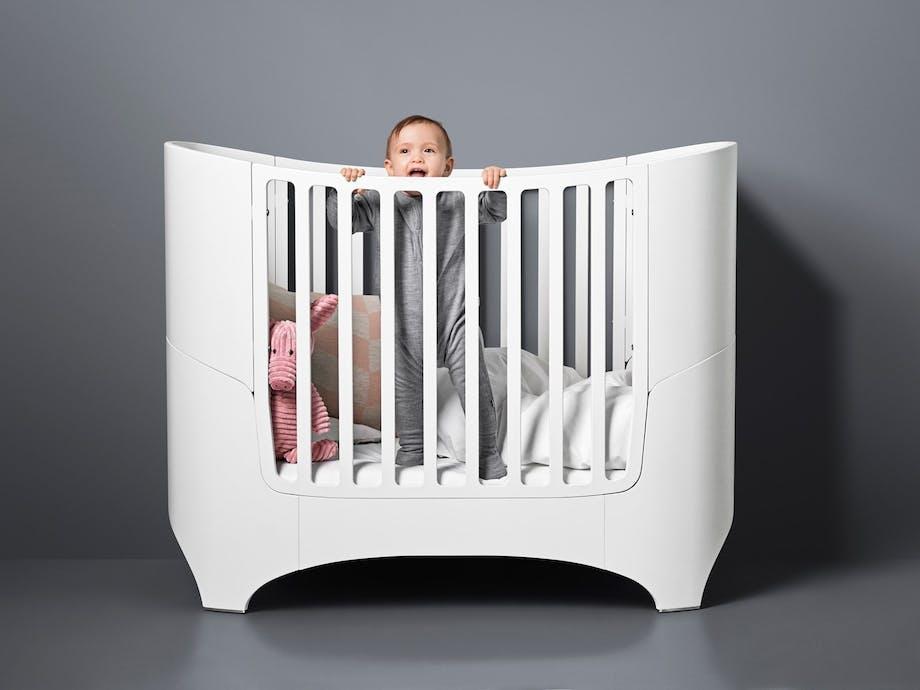 Leander babyseng hvid