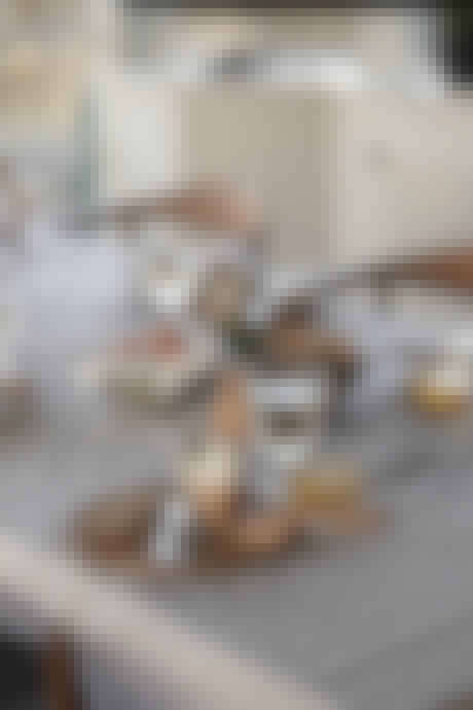 Nyhed fra Kay Bojesen brugsgenstande til køkkenbordet og spisebordet æggebægre platte peberkværn saltkar