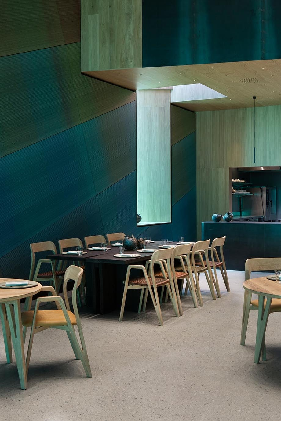Restaurant Under, Snøhetta