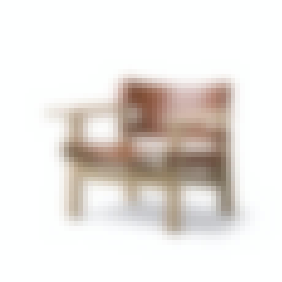 Den Spanske Stol af Børge Mogensen