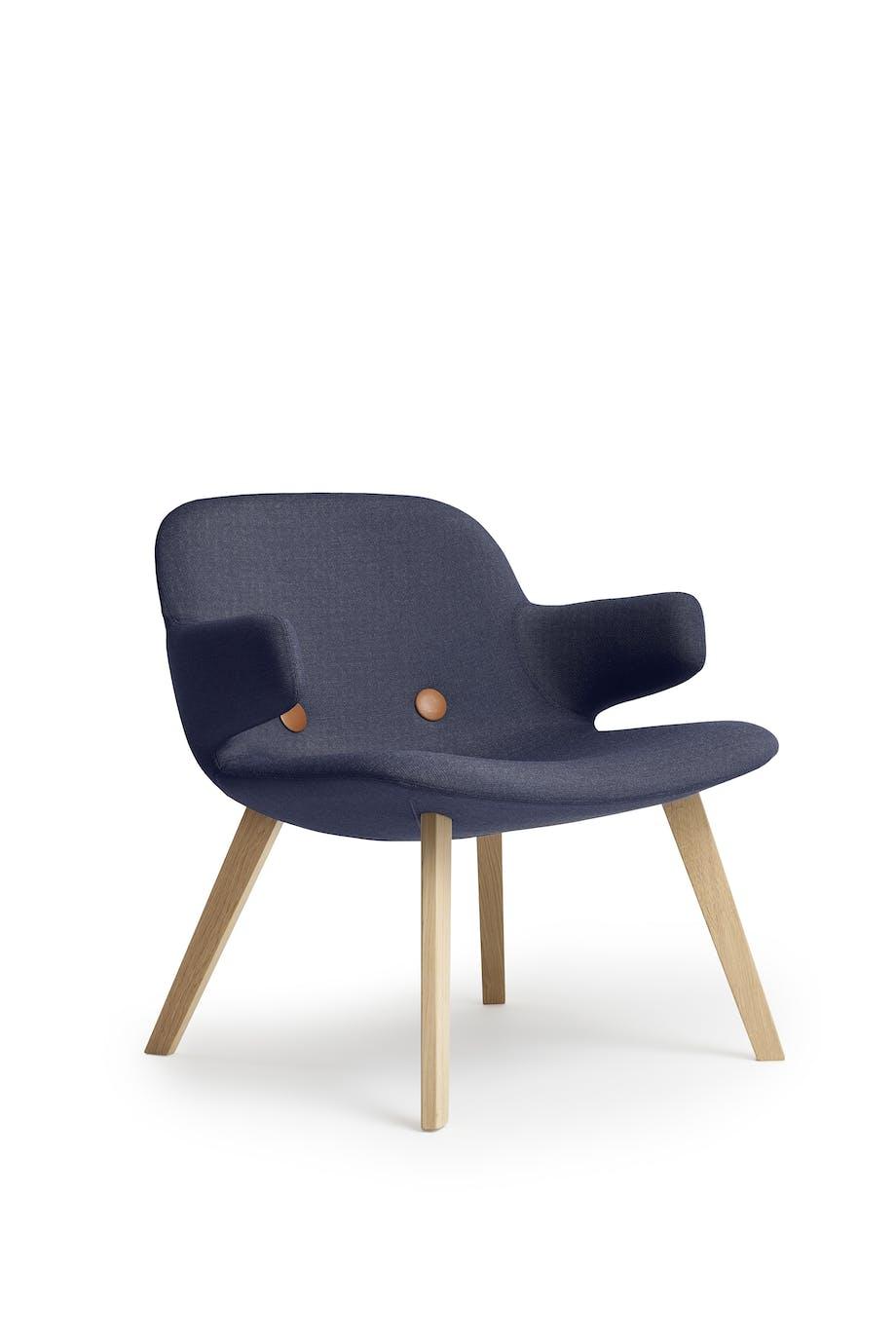 Erik Jørgensen Eyes Lounge Arm chair