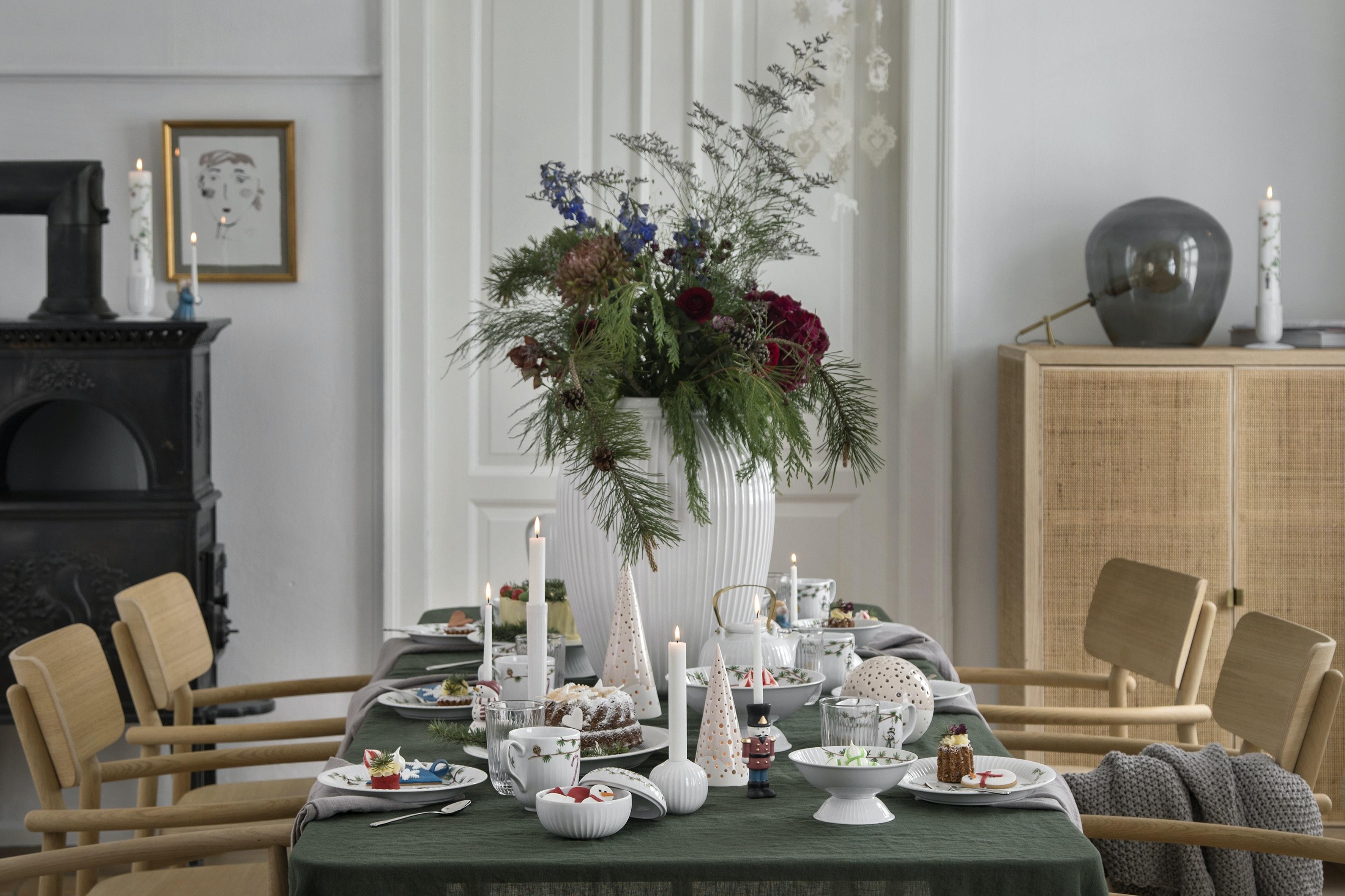 Kähler Hammershøi jul stel