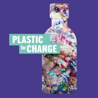 The Body Shop Plastic for Change