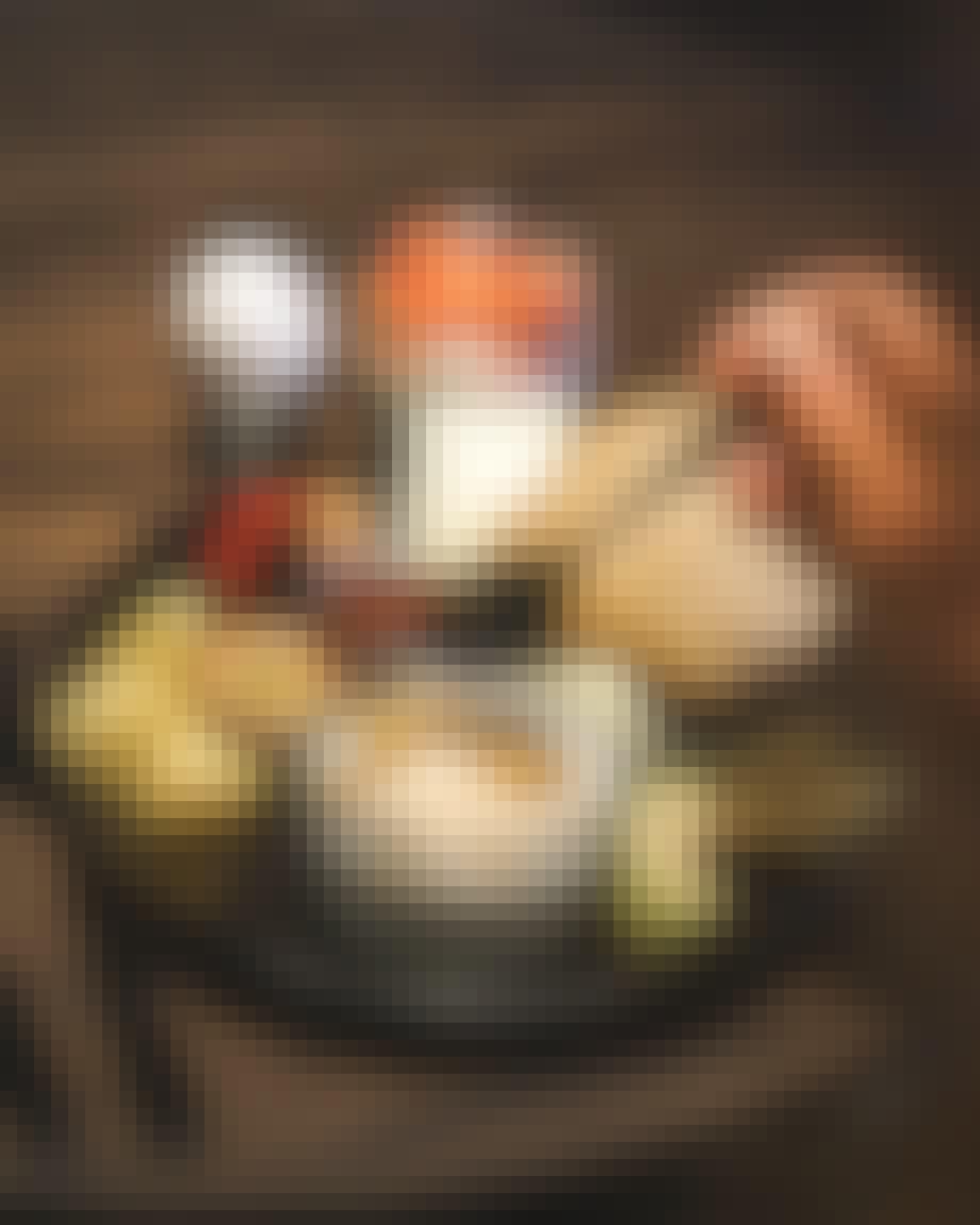 Brunch tallerken Social Foodies i Tivoli