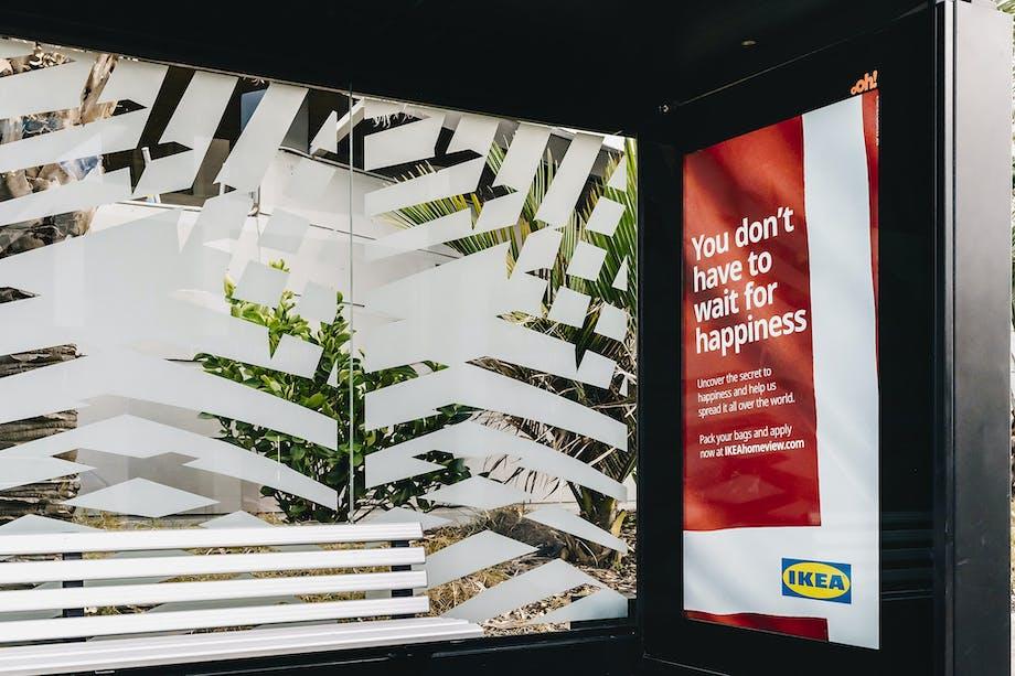 New Zealand lykkejagt IKEA