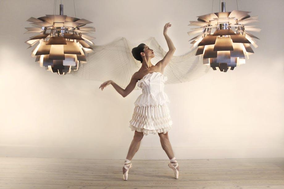 Tivoli ballet Et glimt af i går