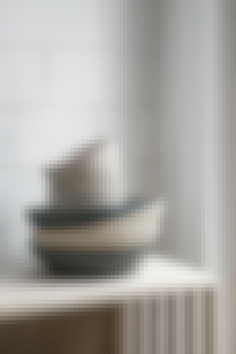 Keramik tallerken skål