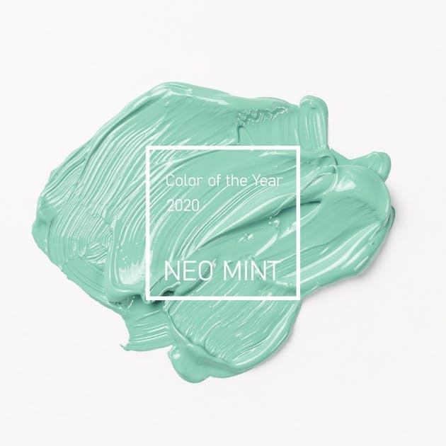 årets farge 2020
