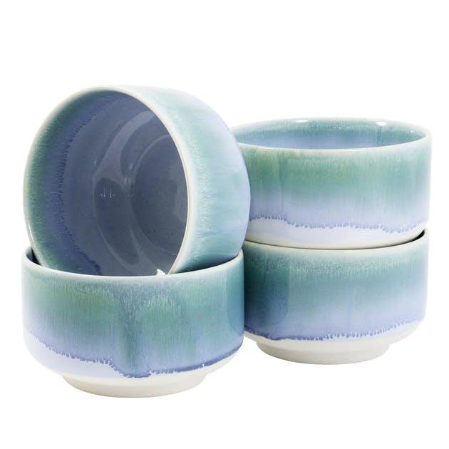 Neo Mint på porselen og andre interiørting.