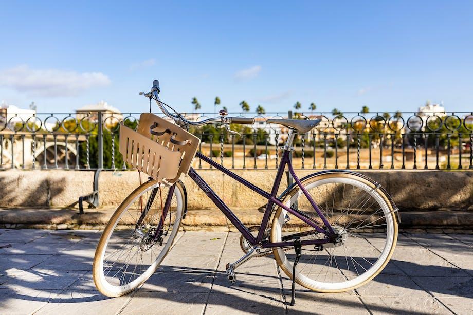 Vélosophy Nespresso cykel RE:CYCLE