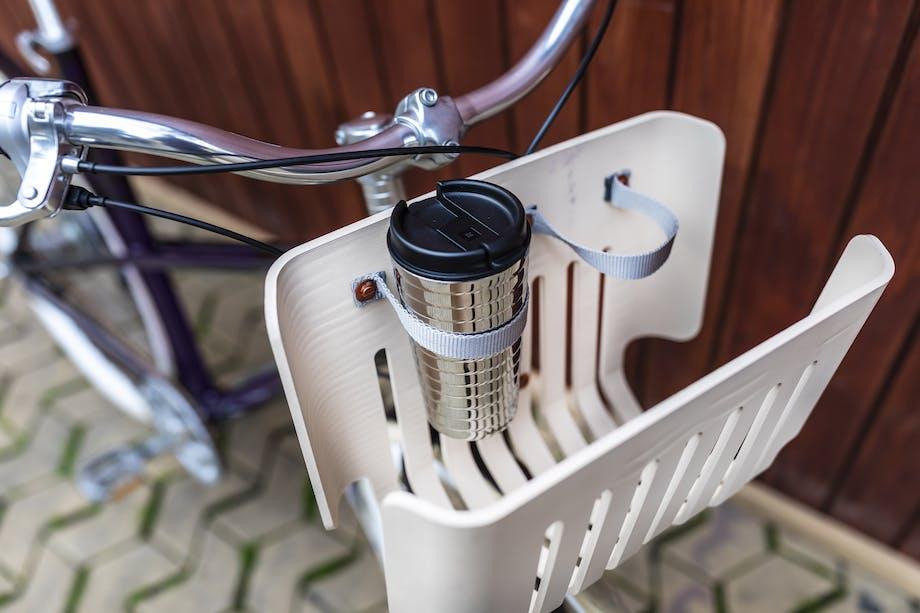 Vélosophy RE:CYCLE af brugte Nespresso kaffekapsler kopholder