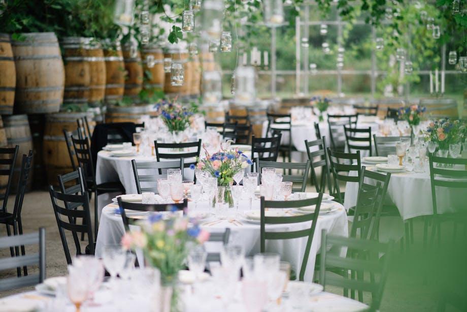 bryllup orangeri