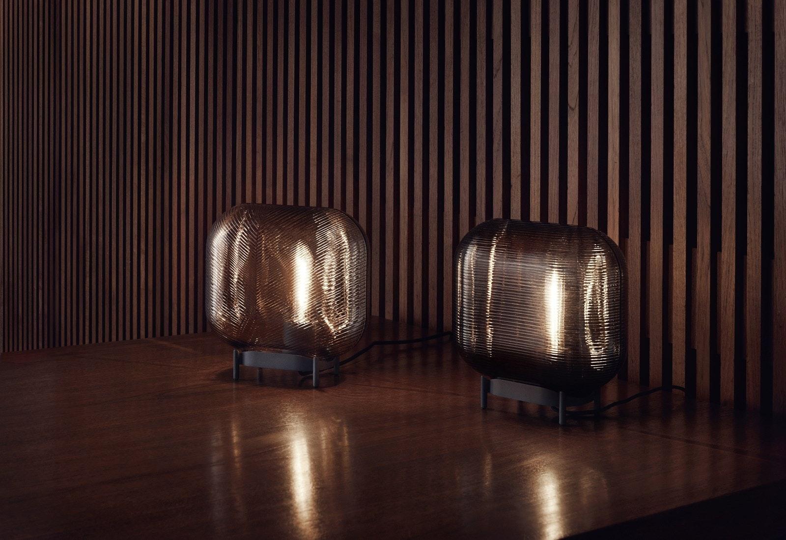 Matti Klenell har designet lampen Virva for Iittala