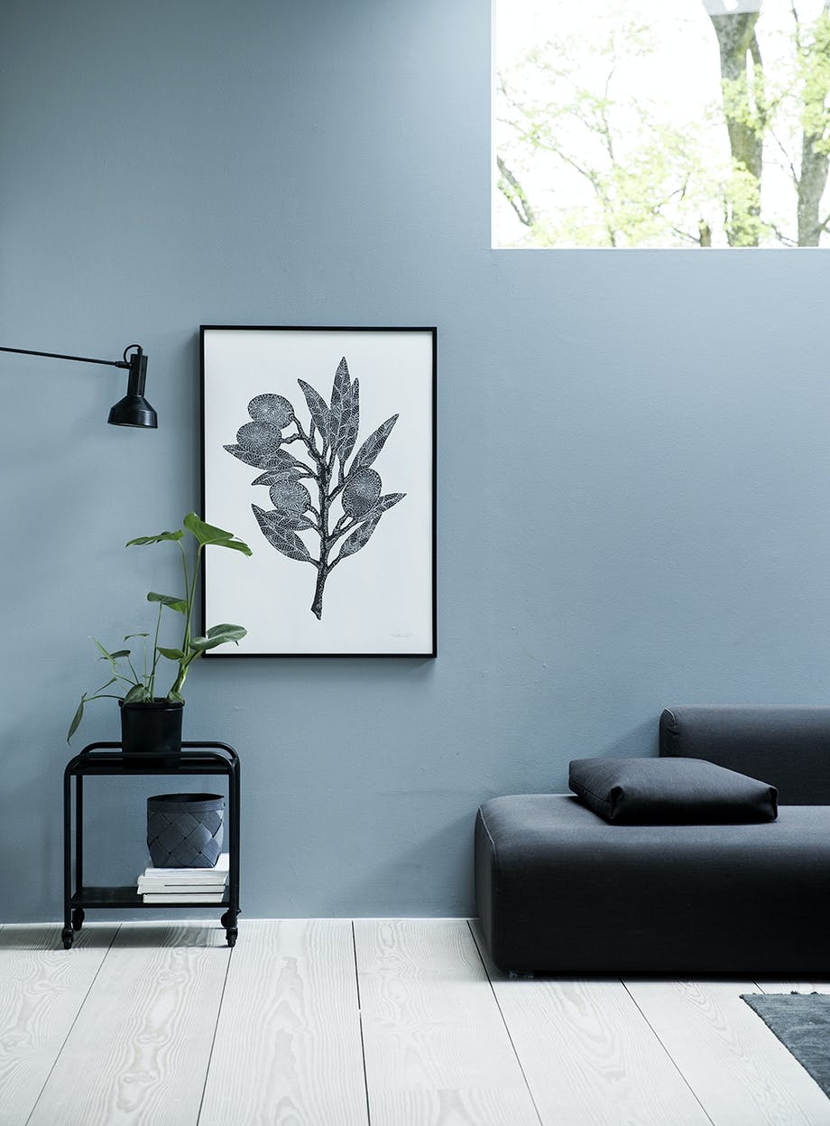 Monika Petersen linoliumstryk plakater