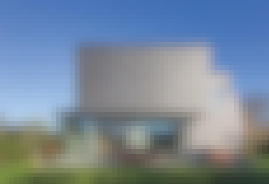 Boligreportage fra BO BEDRE: Toplanshus ved amager strand