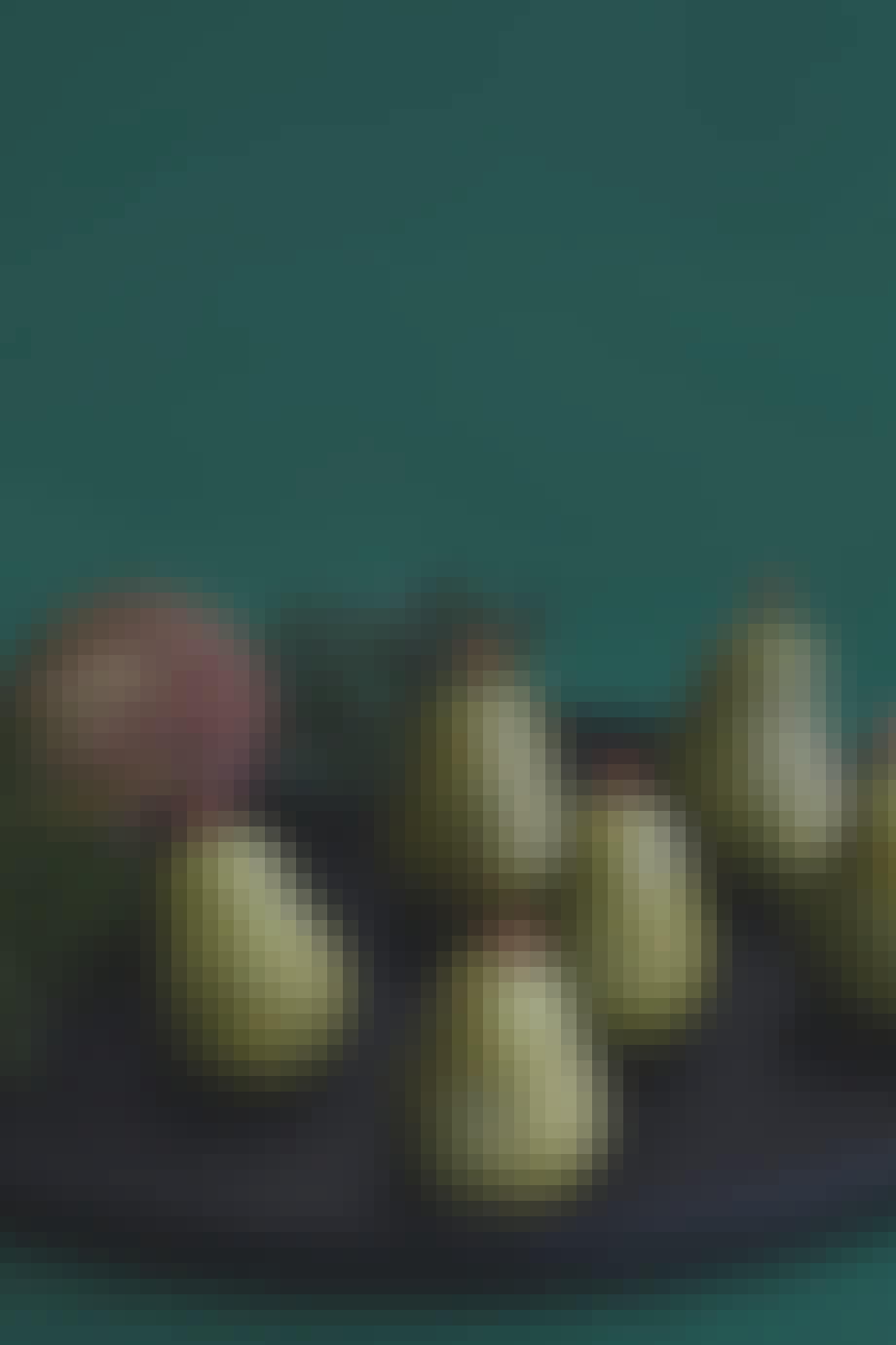 pistacie-pærer