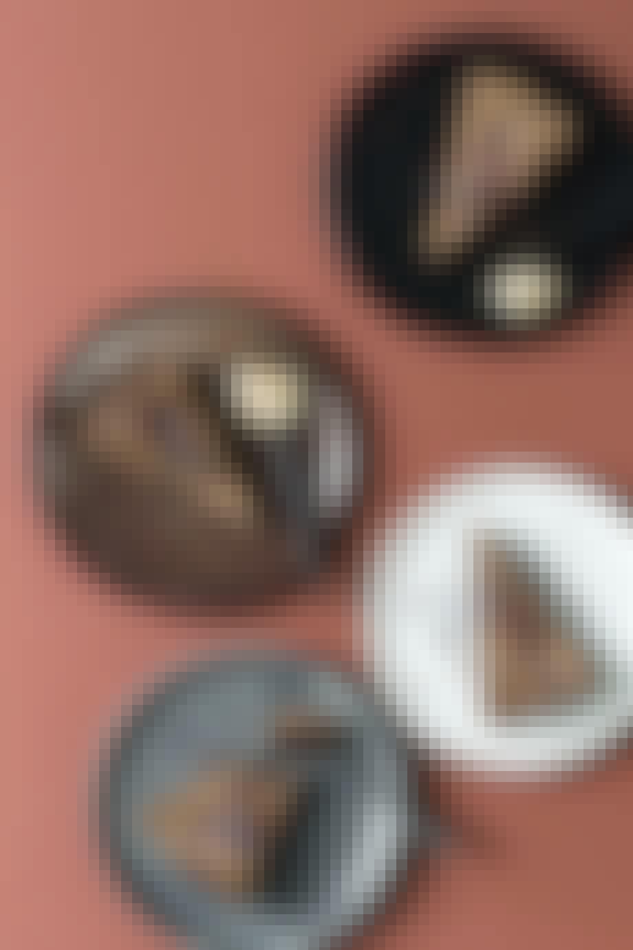 Ultra-nem chokoladekage med et strejf af chili