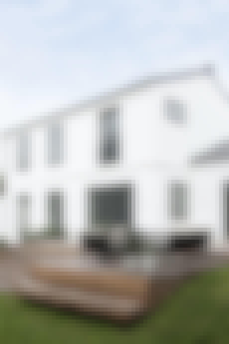 Gennemrenoveret hus