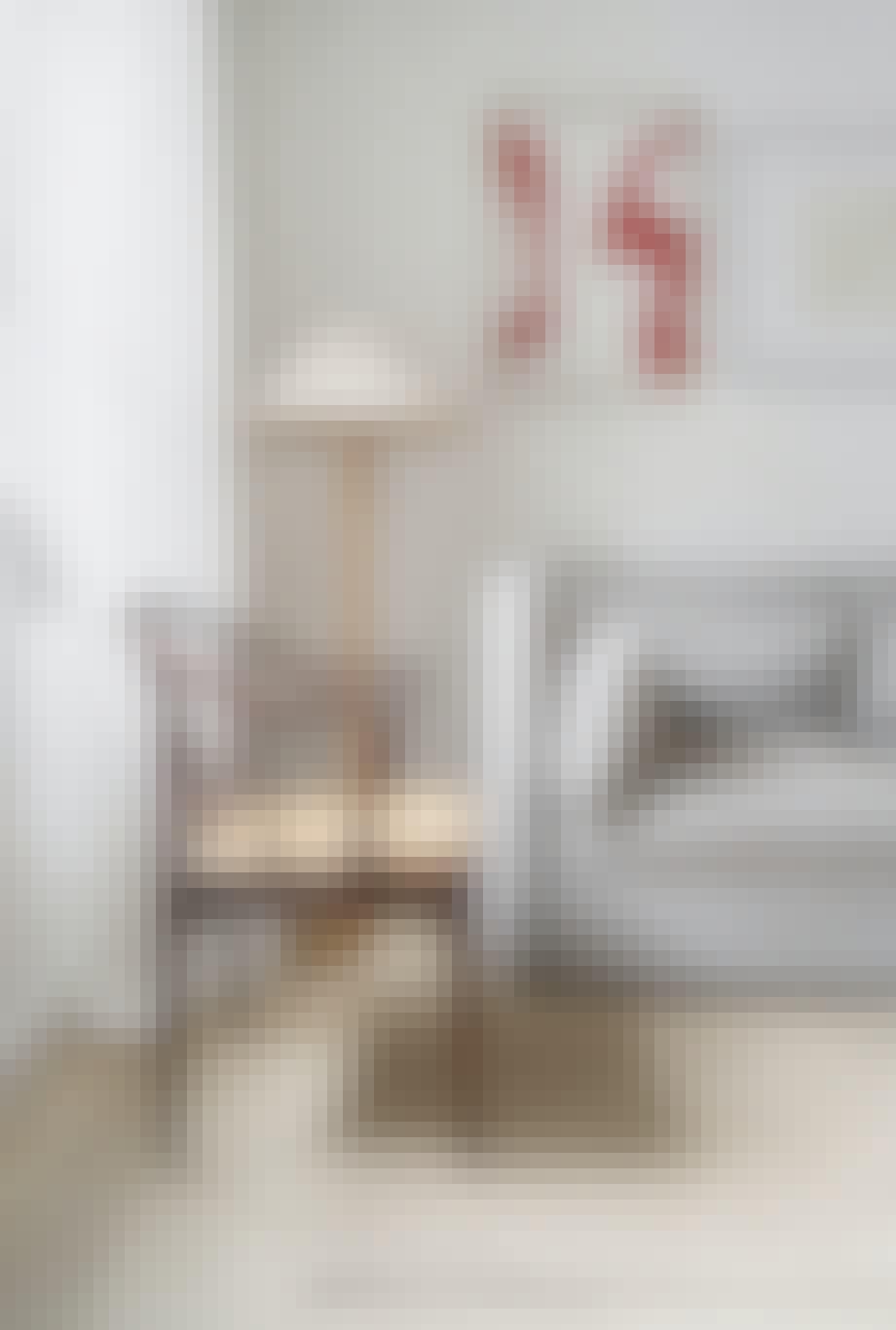 Detaljer fra stue