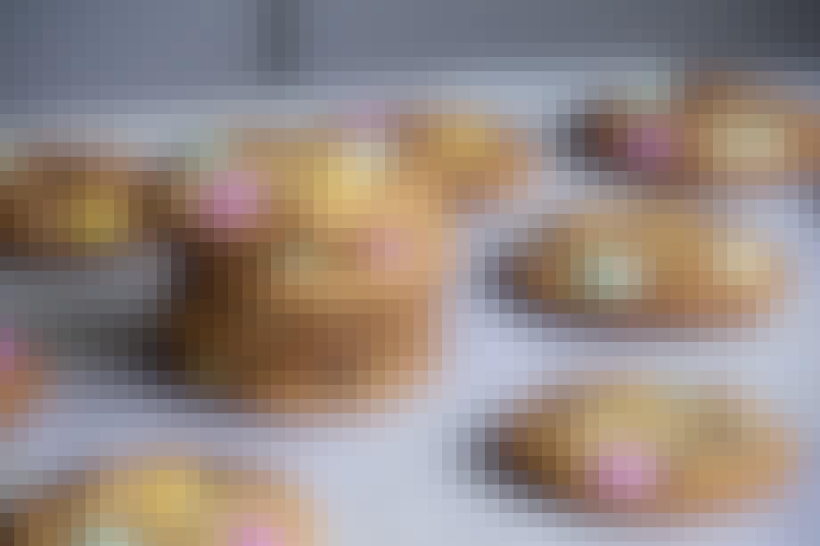 Påske Cookies