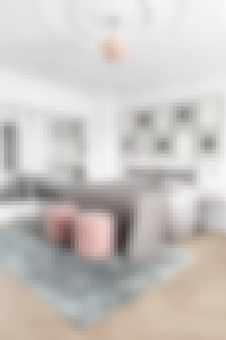 Spejle i soveværelset