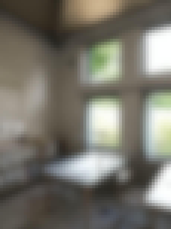 Tegnstuen i Børge Mogensens sommerhus