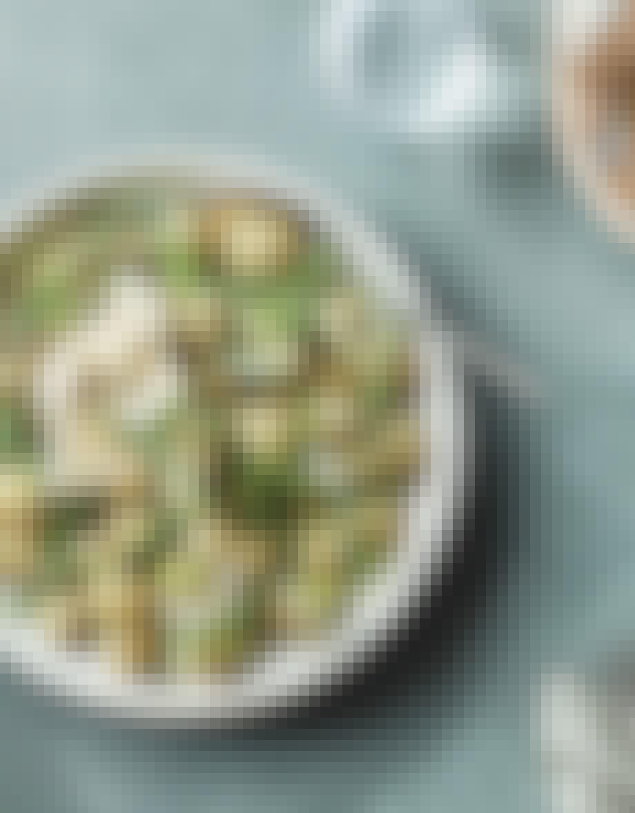 Lækker kartoffelsalat