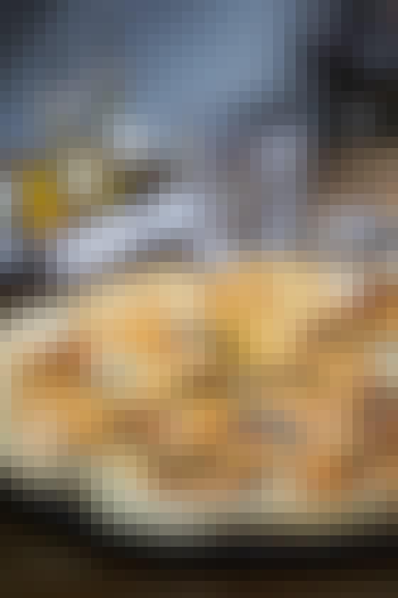 Trøffel Pizza