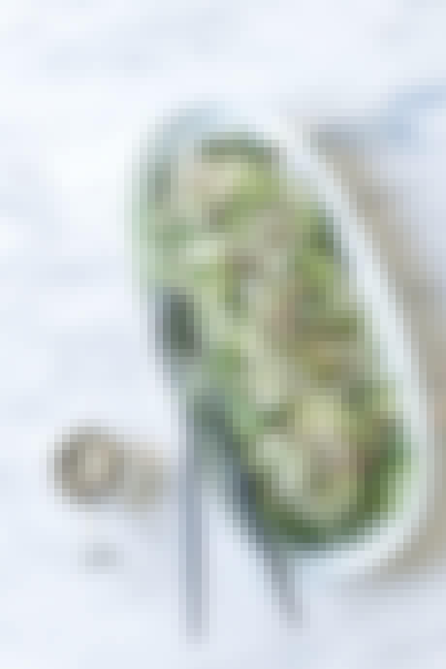 Speltsalat med kål
