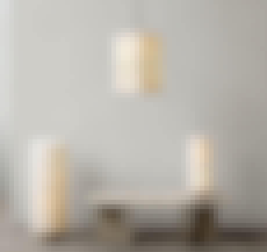 Hashira kollektionen af Norm Architects for Menu