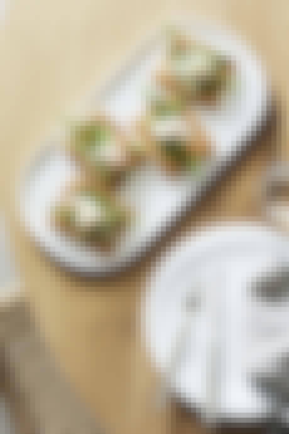 Sprøde butterdejsskaller