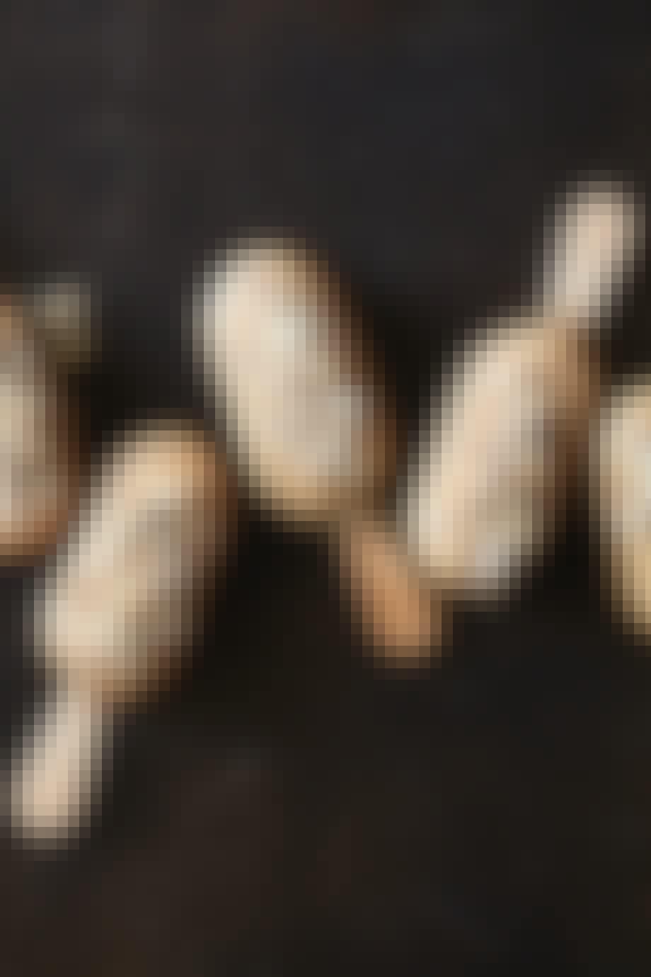 Nougat karamel ispinde